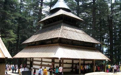 Hadimba temple, mapcab service, delhi to manali cab
