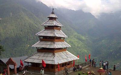 manu temple, delhi to manali cabs