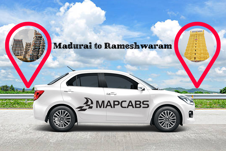 car rental services, Madurai to Rameshwaram Cab, mapcabs service, outstion cab services, cab bookings in madurai
