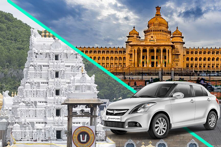 Bangalore to Tirupati Cab, Bangalore to Tirupati Taxi, Outstation Cabs Bangalore