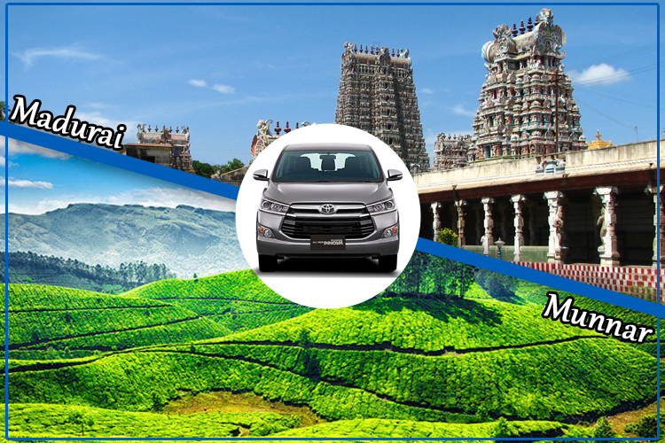 Maduari to Munnar Cab, Cab Booking in Maduari